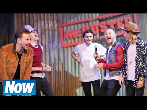 McBusted play Tattoo Roulette with Now Magazine!