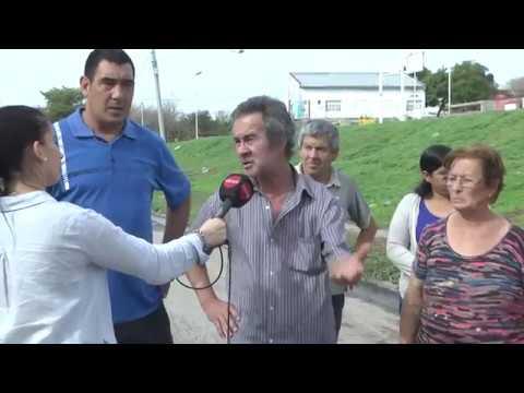 Vecinos de calle Luis Palma reclaman por el arreglo de la arteria