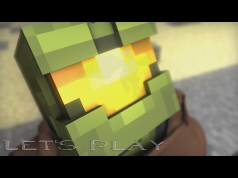 Minecraft Halo 5 Trailer (Achievement Hunter Fanimation) - UCu8iuAHwQO8ZiNx-y7IwJsg