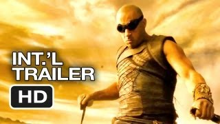 Riddick Official International Trailer (2013) - Vin Diesel Sci-Fi Movie HD