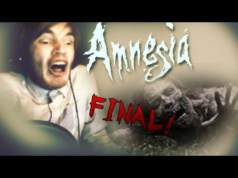 CRAWLING ZOMBIES! ;_; - Amnesia: Custom Story - Part 9 - Tenebris Lake