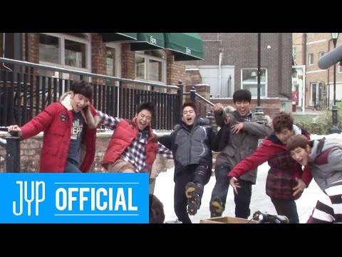[Real 2PM]  NEPA CF making film