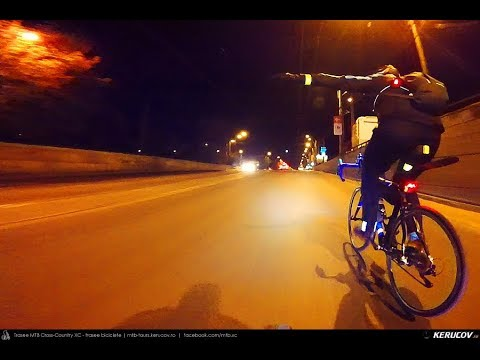 VIDEOCLIP Miercurea Bicicletei / tura 1 noiembrie 2017 [VIDEO]