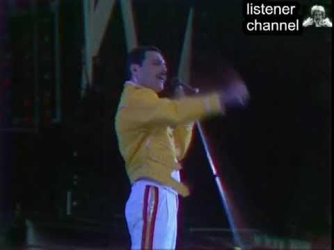 Queen - Live At Wembley 1986 - Friday Concert - Full Concert (2011 release)