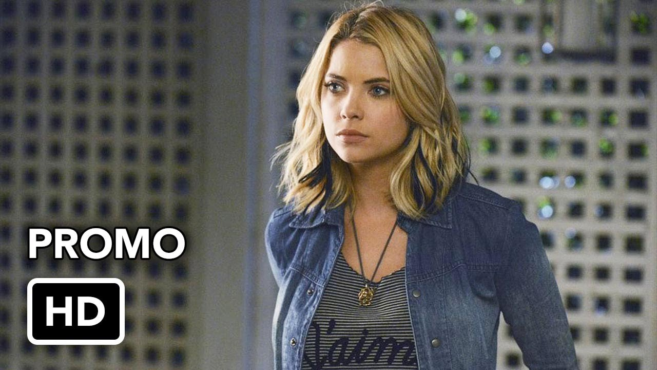"Pretty Little Liars 5×06 Promo ""Run, Ali, Run"" (HD) Thumbnail"