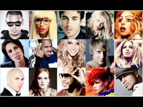Summer Party Anthems 2011 Mash-Up (Megamix AUDIO Version - Part 2)