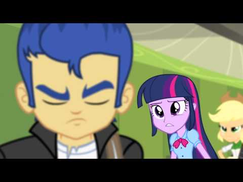Flash Sentry making Twilight cry