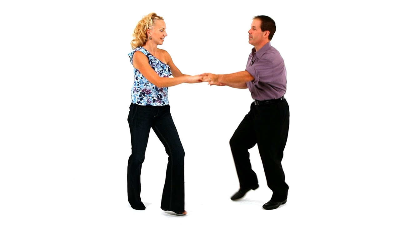 How to Do the Triple Step | Swing Dance
