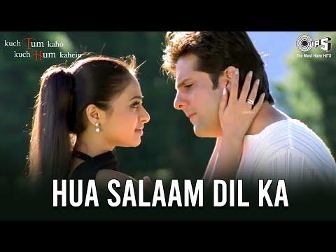 Hua Sallam Dil Ka - Kuch Tum Kaho Kuch Hum Kahein - Fardeen Khan & Richa Pallod - Full Song HQ