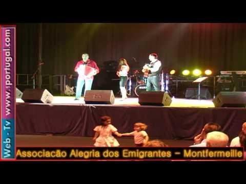 Canario Naty Miranda Alegria dos Emigrantes Montfermeille N10
