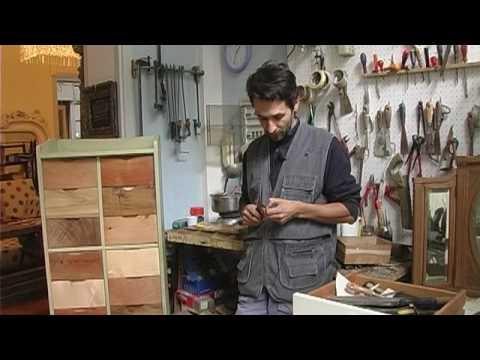 Renato e la passione per il legno