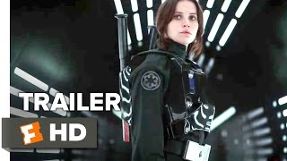 Rogue One: A Star Wars Story Official Teaser Trailer #1 (2016) - Felicity Jones Movie HD
