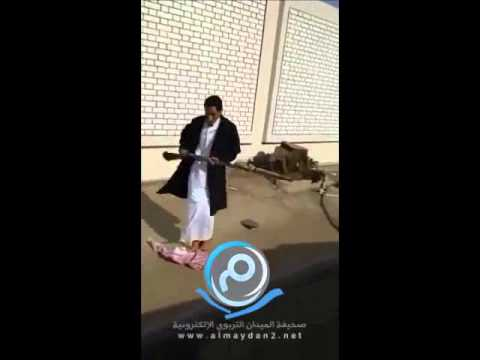 بالفيديو : طالب يحتفل بنهاية الاختبارات بالرقص واطلاق العيارات النارية والشرطة تُـلقي القبض عليه