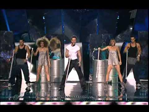 Eurovision 2005 - Cyprus - Constantinos Christoforou - Ela ela (Come baby)