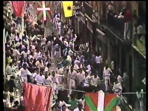 Encierro de San Fermín   9 de julio de 1991 480p