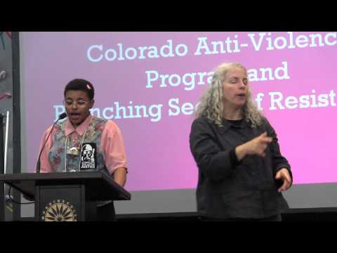 Trish Bryant: Speaking Out for Reproductive Freedom, 2013