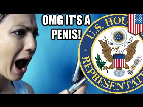 Actriz porno publica foto de partes intimas de su ex pareja en el Twitter de un congresista