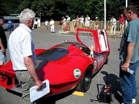 Goodwood Festival Of Speed 2010.