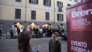Record è Cucine Evento Milano Fuorisalone 2014