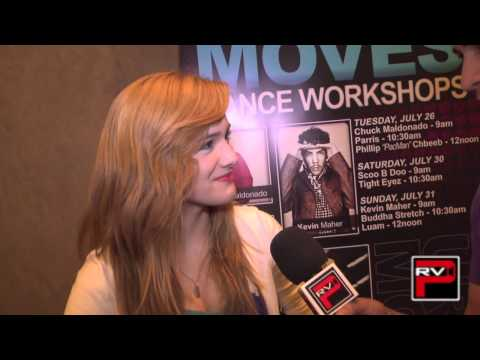 Olivia ChaChi Gonzales at 2011 HHI Urban Moves Las Vegas