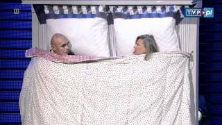 """Tym - i Krystyna Janda -- """"W łóżku"""