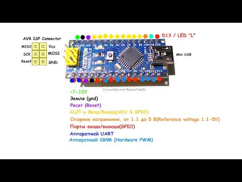 Arduino - راهنمای مرجع