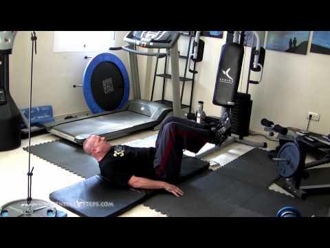 THE FULL MULTI gym workout, Monday + progress Sheet