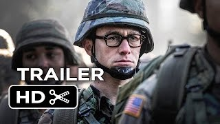 Snowden Official Teaser Trailer (2015) - Joseph Gordon-Levitt Drama HD