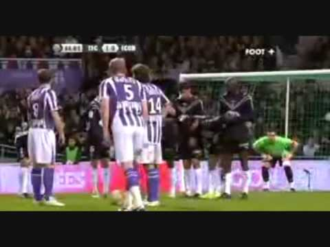 21 buts Andre-Pierre Gignac Toulouse football club ( TFC) saison 2008/2009