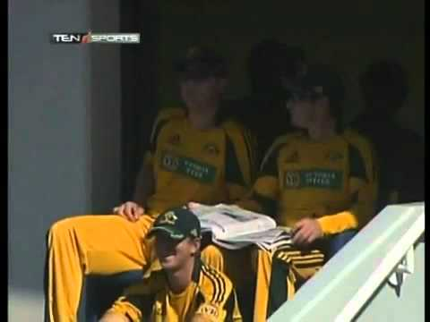 Shahid Afridi 6-38 v Australia - 1st ODI - 2009 - Dubai.flv