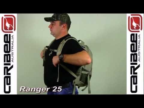 Рюкзак Caribee Ranger 25 Olive Sand