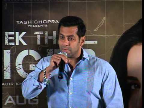Bindaas Bollywood - Salman Khan And Katrina Promote Ek Tha Tiger - Latest Bollywood News