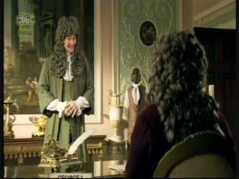 Horrible Histories- George I- Doesn't Understand English..