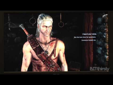 The Witcher 2 Gameplay Walkthrough (Part 1)
