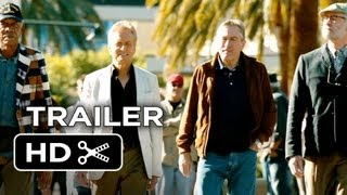 Last Vegas Official Trailer (2013) - Robert De Niro, Michael Douglas Movie HD