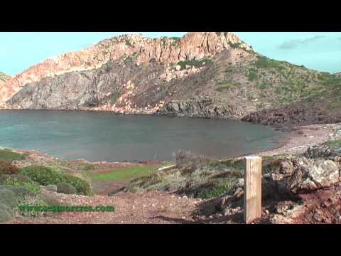 Cala Calderer y Cala Barril (Lugares Secretos de Menorca)
