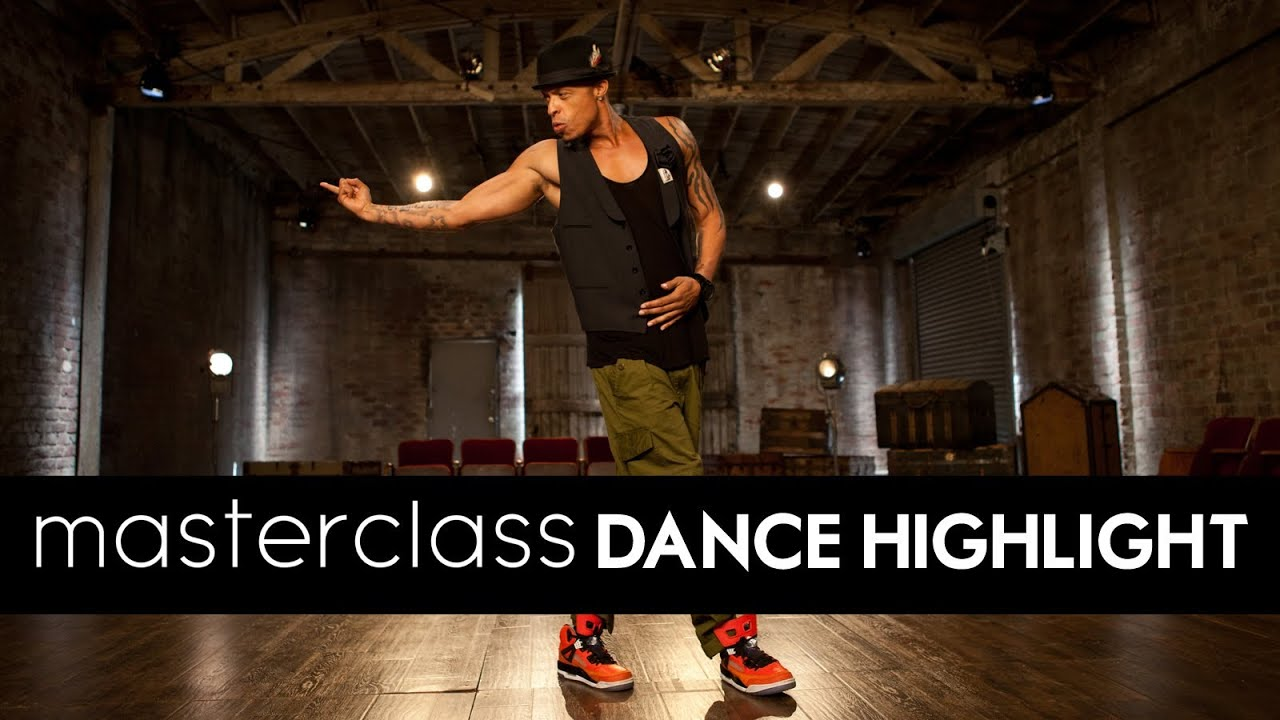 LEARN TO DANCE:  Jamal Sim's DANCING WITH THE STARS' Masterclass Routine [DS2DIO]