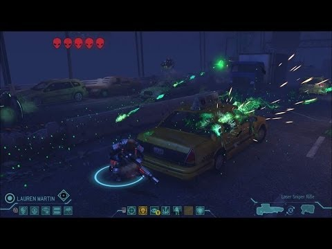 XCOM: Enemy Unknown Interactive Gameplay Trailer