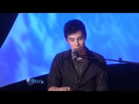 Sam Tsui and Kurt Schneider on Ellen!