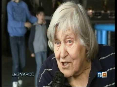 Incontro a Torino con Margherita Hack TG3 Leonardo 2012 04 02
