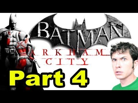 Batman: Arkham City - HARLEY QUINN - Part 4