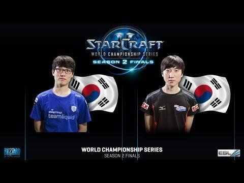 INnoVation vs. TaeJa - Group C - WCS Season 2 Finals
