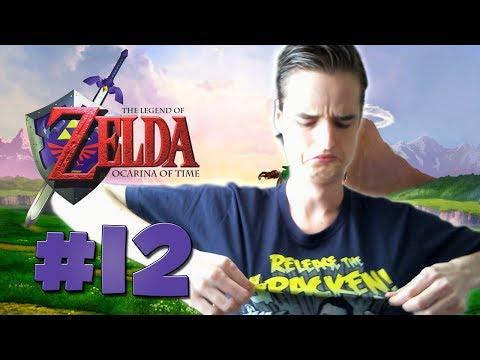 LELIJKE PUNT TIETEN! - Legend of Zelda Ocarina of Time #12