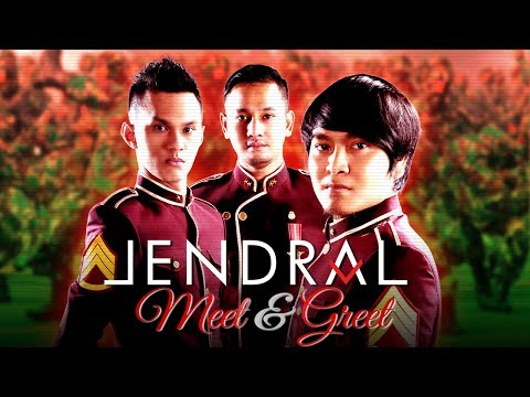 Jendral Band - Meet And Greet - TV Musik Indonesia - NSTV