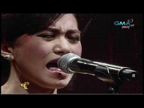 "Party Pilipinas - Rachelle Ann Go ""Someone Like You"" = 5/29/11"