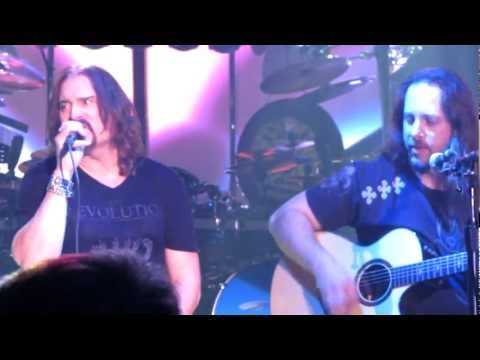 Dream Theater - The Silent Man - Acoustic - Live - Stadthalle Offenbach 06.02.2012