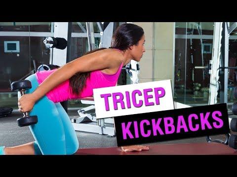 Skinny Ms. - Tricep Kickbacks