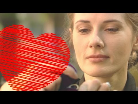 Оригинальное предложение руки и сердца