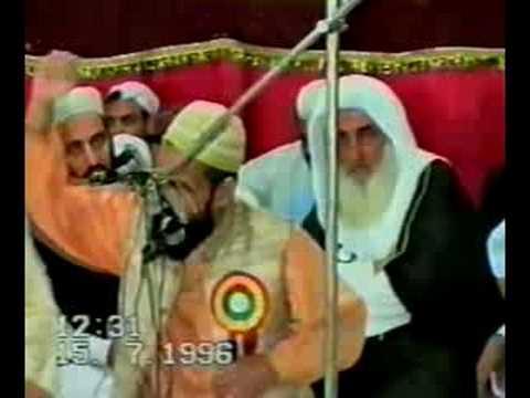 PUNJABI URDU NAAT(Sama Ho Ga)MUHAMMAD ALI ZAHOORI.BY  Naat E Habib