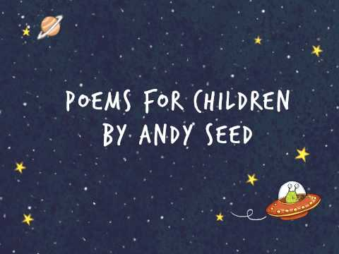 Razzle Dazzle - a funny children's poetry book by Andy Seed